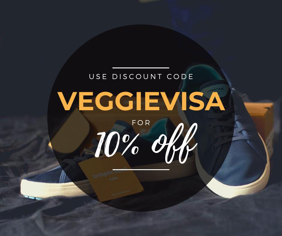 Tropicfeel Vegan Sneakers Discount Code