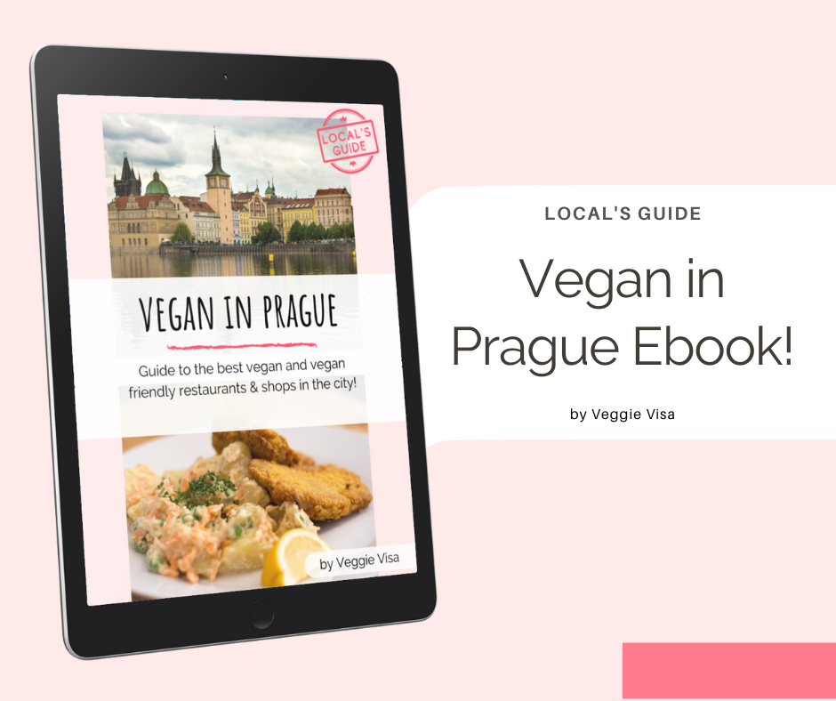 Veggie Visa Prague Ebook!