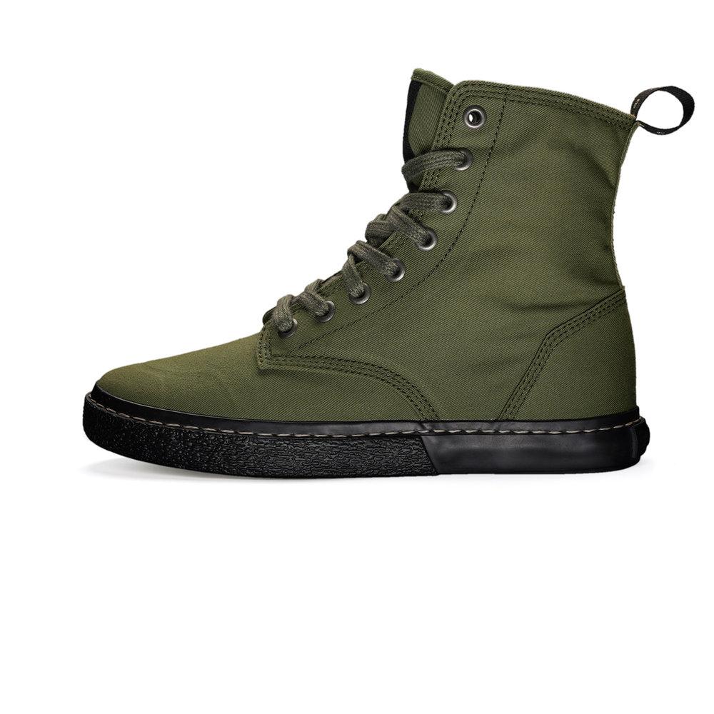 Ethletic Vegan Boots - Brec Style