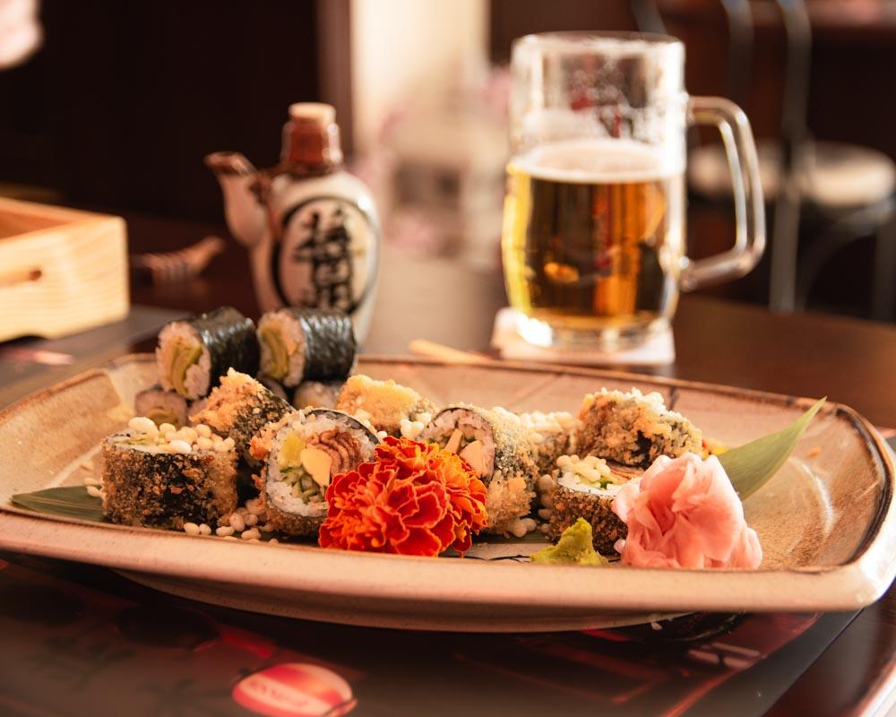 Sumi Garden Vegan Sushi in Prague