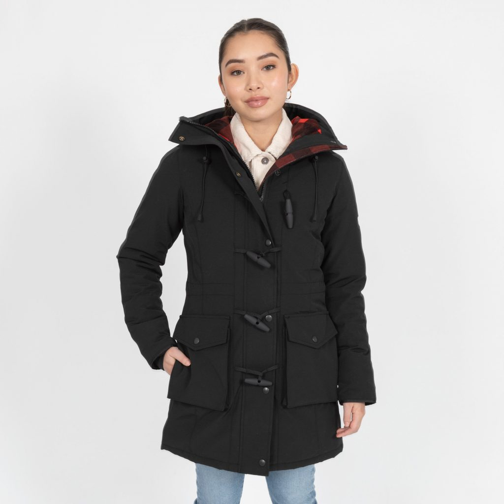 Wuxly Vegan Parka - Vegan Winter Coat