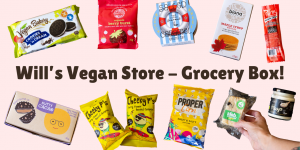Will's Vegan Store - Vegan Groceries Online Delivered to Your Door!